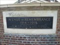 Image for Avenue of Remembrance - Sittingbourne, Kent