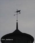 Image for Weathervane on Former Gasometer - Northampton, MA