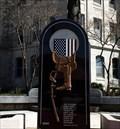 Image for US Flag Monument - Union, Missouri USA