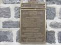 Image for Plaque du centenaire de Sainte-Angèle-de-Laval - Bécancour - Québec