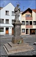 Image for St. John of Nepomuk / Sv. Jan Nepomucký - Belobranské námestí (Pardubice, East Bohemia)