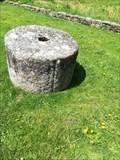 Image for Millstone close restored watermill - Chantada, Lugo, Galicia, España