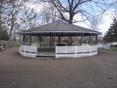 Magnolia Gardens Main Gazebo Springdale Ar Gazebos On