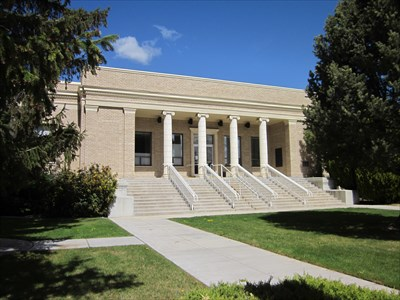 Douglas County Courthouse - Minden, NV - U S  National