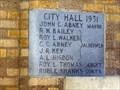 Image for 1931 - City Hall - Lampasas, TX