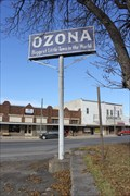 Image for Ozona -- Ozona TX