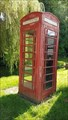 Image for Red Telephone Box - Swallowcliffe, Wiltshire