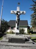 Image for Le crucifix  - ville de L'Assomption, Québec