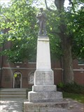 Image for Confederate Monument, Glasgow, KY