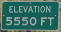 Image for Palomar Observatory ~ Elevation 5550