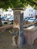 Image for Old Fountain - Viehmarktplatz - Weil der Stadt, Germany, BW