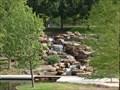 Image for Myriad Botanical Gardens Waterfall - OKC, OK