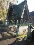 Image for Lych Gate, All Saints Church, Wribbenhall, Worcestershire, England
