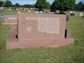 "Image for George H.  Shirk ""Mr. Oklahoma History"" - Rose Hill Burial Park - OKC, OK"
