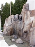 Image for The Waterfall at the British Columbia Visitor Centre @ Peach Arch — Douglas, Surrey, BC