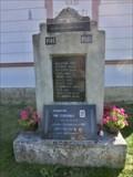 Image for Combined World War Memorial - Borec, Czech Republic