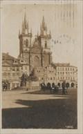 Image for Týnský chrám (1920) - Praha, Ceská republika