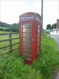 Image for Red Telephone Box, Skenfrith, Monmouthshire, Wales