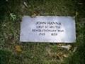 Image for JOHN HANNA