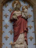 Image for Madonna and Child - Castell Coch,  Cardiff,  Wales.