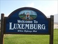Image for LUXEMBURG, IA  -  Where Highways Meet.