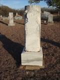 Image for Samuel E. Connally - Markley Cemetery - Markley, TX