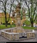 Image for Sousoší Sv. Jana Nepomuckého / St. John of Nepomuk sculptural group - Svatý Kopecek u Olomouce (Central Moravia)