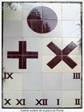 Image for Cadran solaire de la place du Portal - Coaraze