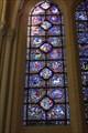 Image for Signs of Zodiac -  Le Vitrail des Mois et du Zodiaque - Cathédrale-de-Chartres, France