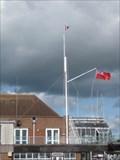 Image for IRB Station Flag - Lymington, Hampshire, UK