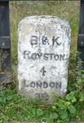 Image for Milestone - A10, Ermine Street, Royston, Hertfordshire, UK.