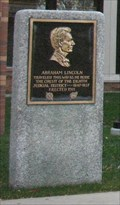 Image for Abraham Lincoln traveled this way - Urbana, IL