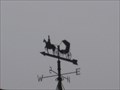 Image for Horse-drawn Carriage Weathervane - Tickford Street, Newport Pagnell, Buckinghamshire, UK