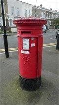 Image for Victorian Post Box - Buxton Road, London, UK