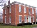 Image for Stevenson, Adlai E., I, House  -  Metamora, IL