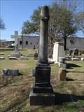 Image for Alice Spencer Draughon - Rose Hill Cemetery - Texarkana, TX