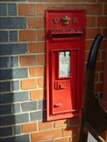 Image for Victorian Wall Box, Kidderminster, Worcestershire, England