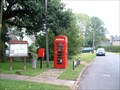 Image for K6 Phone Box, Reed, Herts, UK