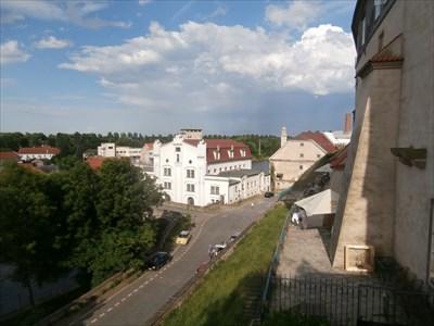 Old bridge, Brandys nad Labem