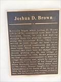 Image for Joshua D. Brown - Founder of Kerrville - Kerrville, TX 78028