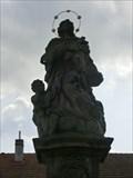 Image for St. John of Nepomuk - Nymburk, Czech Republic