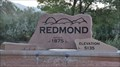 Image for Redmond ~ Elevation 5135 Feet