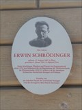 Image for PHYSICS: Erwin Schrödinger 1933 - Stuttgart, Germany, BW