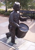 Image for 'Willie', Civil War Drummer boy- Newhall, CA
