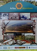 Image for Arfau - Munitions  - 1882 to 1980 -   Pembrey, Carmarthenshire, Wales.