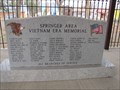 Image for Vietnam War Memorial - Former Colfax County Courthouse - Springer, New Mexico