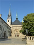 Image for Notre-Dame Cathedral - Luxembourg City, Luxembourg