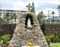 Image for St. Michael the Archangel Church Coral Grotto - Kailua-Kona, Hawaii Island, HI