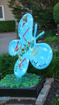 Image for Kappa Alpha Theta Butterfly - Stillwater, OK