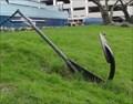 Image for Former River Aire Dredger Anchor - Leeds, UK